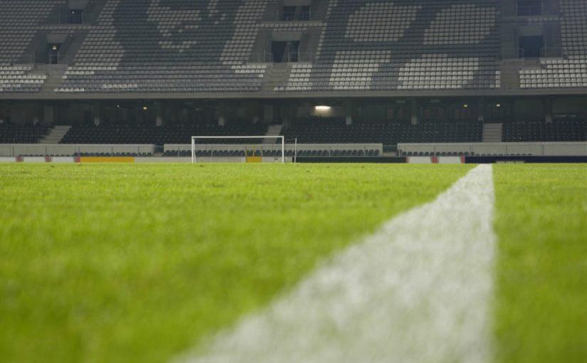 fodboldstadion
